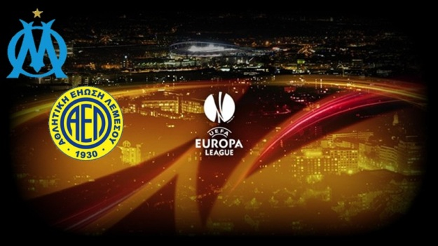 OM v AEL Europa League