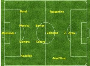 Marseille Lorient Formation