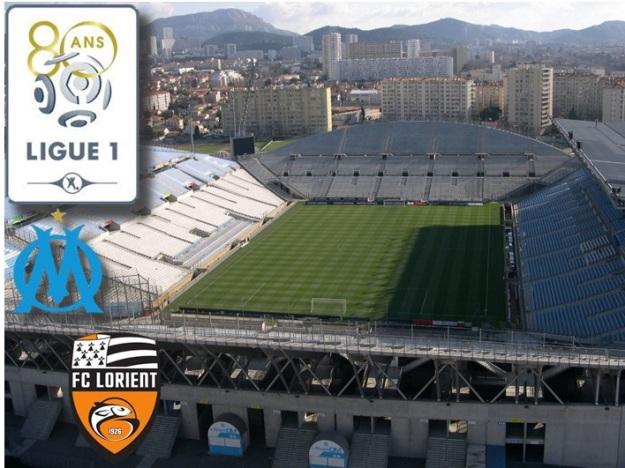 Marseille v Lorient