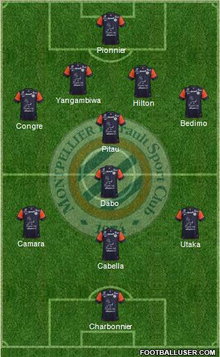 MONTPELLIER FORMATION