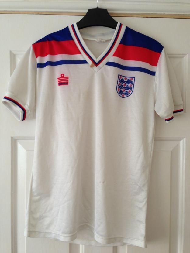 England 1980-83