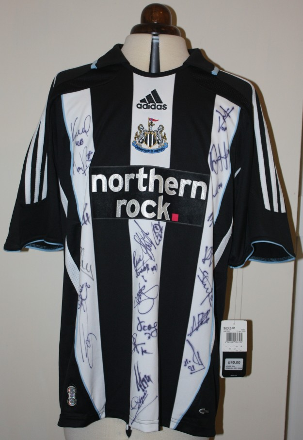 07-09 NUFC signed