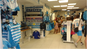 Supporters Shop